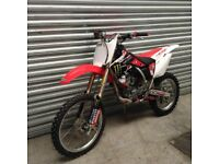 2008 Honda crf 150. Scrambler Off road.