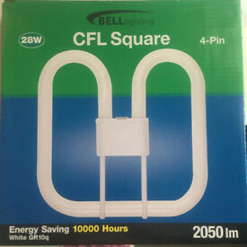 Bathroom lightbulb 4-pin