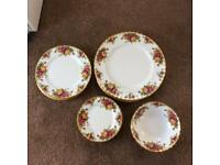 Royal Albert fine bone china 'Old Country Roses' design