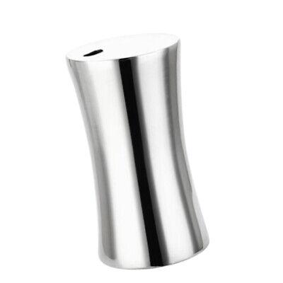 Edelstahl Wattestäbchen Spender, Zahnstocher Aufbewahrungsbox Behälter