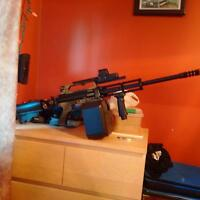 milsig k series mag fed paintball marker sale/trade