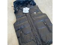 Men's gillet body warmer XL