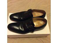 Churchs Single Monk Strap Leather