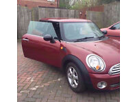 MINI HATCH 1.4 ONE 3 DOOR IN EXCELLENT CONDITION FOR SALE WITH SERVICE HISTORY