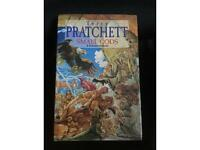 large collection of Terry Pratchett first edition and uncorrected proofs