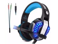 Gaming Headset for PS4, PC, Laptop, Tablet, Phone, MAC - RRP £45 BRAND NEW IN BOX!