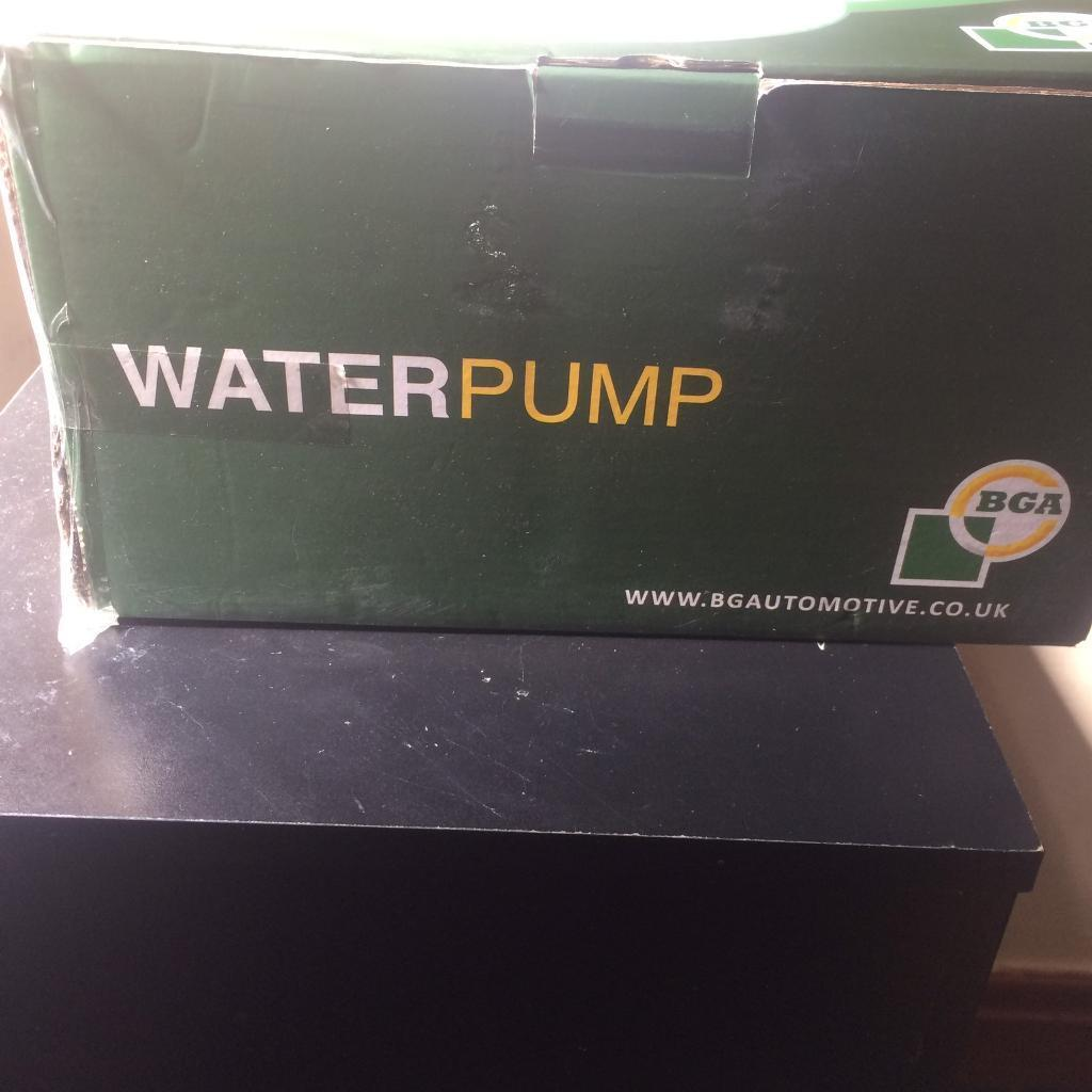 Brand new water pump for Mercedes sprinter
