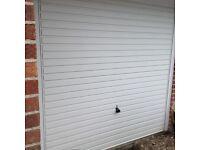 Garage door by Garadoor in excellent condition - offers invited
