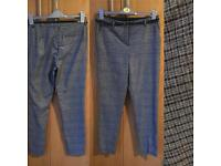 Bnwot, Tu - tapered trousers size 10L