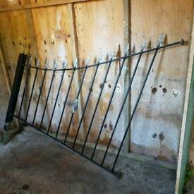 Wrought Iron fencing £950 ono