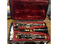Yamaha clarinet in great condition