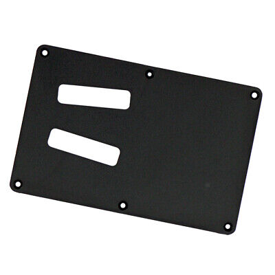 NEW PRS Electronics Back Plate Cavity Cover Black Backplate Custom Guitar Part