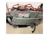Toyota Estima/Alphard Hybrid HV battery servicing/maintenance