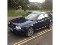 FOR SALE VW GOLF GT TDI 1.9 DIESLE