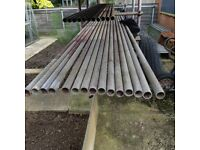 Alloy scaffold tube