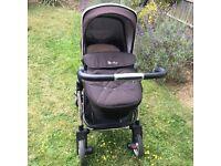 Silvercross wayferer buggy and travel system