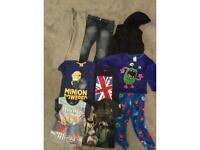 Clothes bundle age 6-7