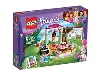 Lego Friends 41110 Birthday Party - BRAND NEW!! IN TIME FOR CHRISTMAS!