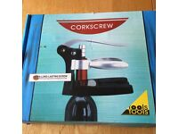 Corkscrew set