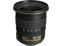 Nikon AF-S DX 12-24 mm f/4G IF-ED camera lens
