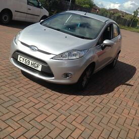 Ford Fiesta cheap