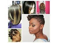 Afro -Hair manchester /Afro Salon / Natural Hair / Weave / Hair Extension / Relax hair/ Keratin
