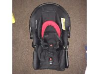Car seat ,Kids Walker,Tub,and toys
