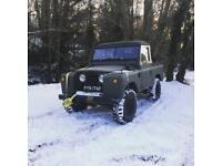 1968 Land Rover 88