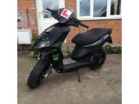 Piaggio nrg 50cc w/c 2008 scooter