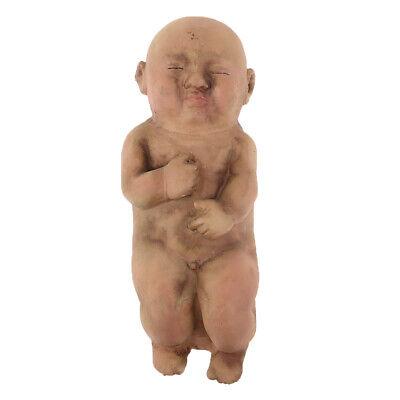 Horror Figur Puppe Scary Standing Baby Doll Halloween Requisiten Halloween