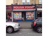 Food Store off Licence for sale