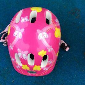 Girls cycle helmet xs