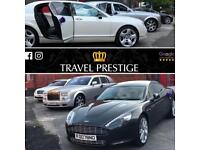 Wedding Car Hire / Chauffeur / Rolls Royce Phantom / Bentley / Aston Martin Rapide