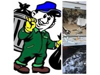 Man and van, house clearance, rubbish removals, garden waste , office clearance