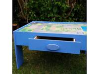 Play Table With Drawer