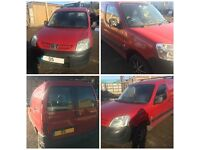 Peugeot Partner2005 2.0 600 LX HDI VAN RED Front Bumper All parts available