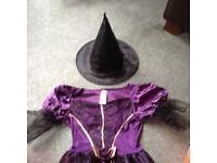 Halloween Dress 9-10 years