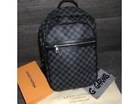 Louis Vuitton 'MICHAEL' Backpack Rucksack Bag