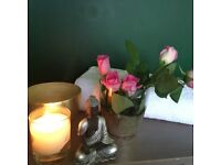 Holistic Massage by ITEC qualified male in Moseley