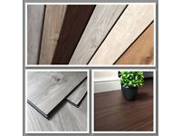 Luxury Click Vinyl Flooring /Click LVT/ 4mm 0.7 wear layer / 5mm 0.3 wear layer,100% Water resistant