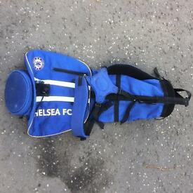 Chelsea golf carry bag like new only £10