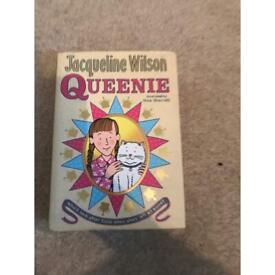 Jacqueline Wilson (Queenie) Book