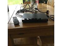 Toshiba smart DVD player