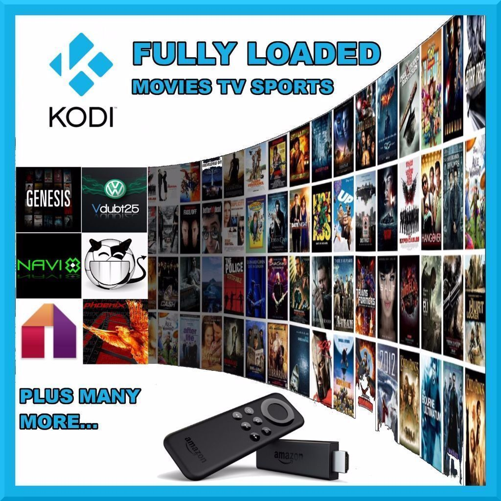 Install Kodi 16 0 & Mobdro on Amazon Fire Stick | Latest Movies, TV Shows,  Live Sports & TV | in Headingley, West Yorkshire | Gumtree