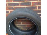 255/45ZR18 Dunlop tyres