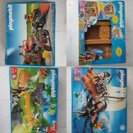 Playmobil Bundle! 4 Sets - Never opened