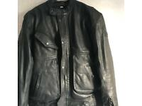 Bel staff motorbike jacket size 44