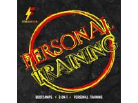 Personal training and bootcamp
