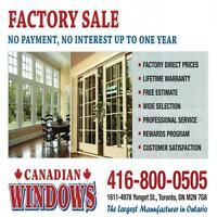 We are Windows and Doors Factory.