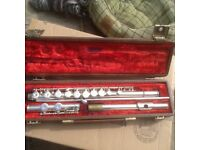 Boosey and Hawkes London Emperor flute. £35